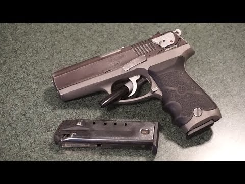 Ruger P94 .40 Smith & Wesson Tabletop Review
