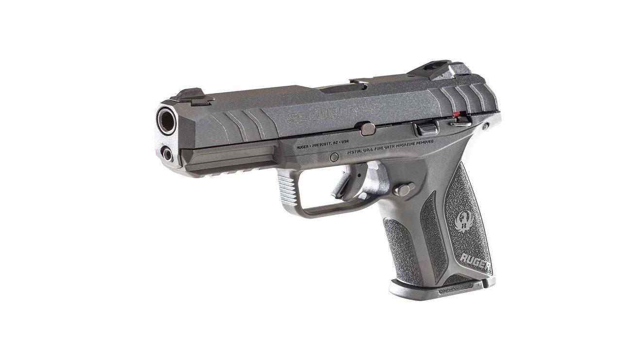 Ruger Security 9 Range Fun #335