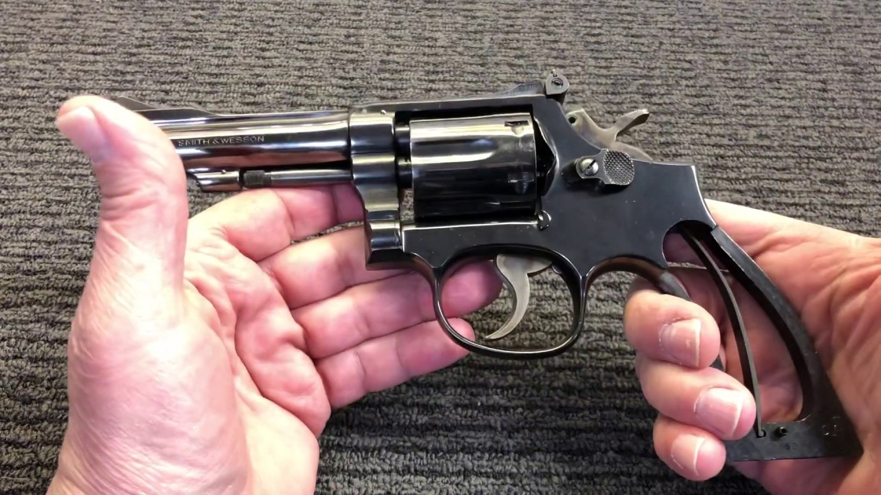 Some things to check when buying a revolver.