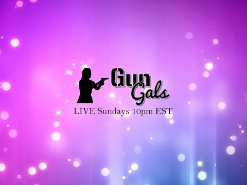Gun Gals Live, from Vegas w/ Armintha