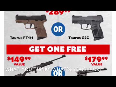 BOGO Deal, what's your pick?