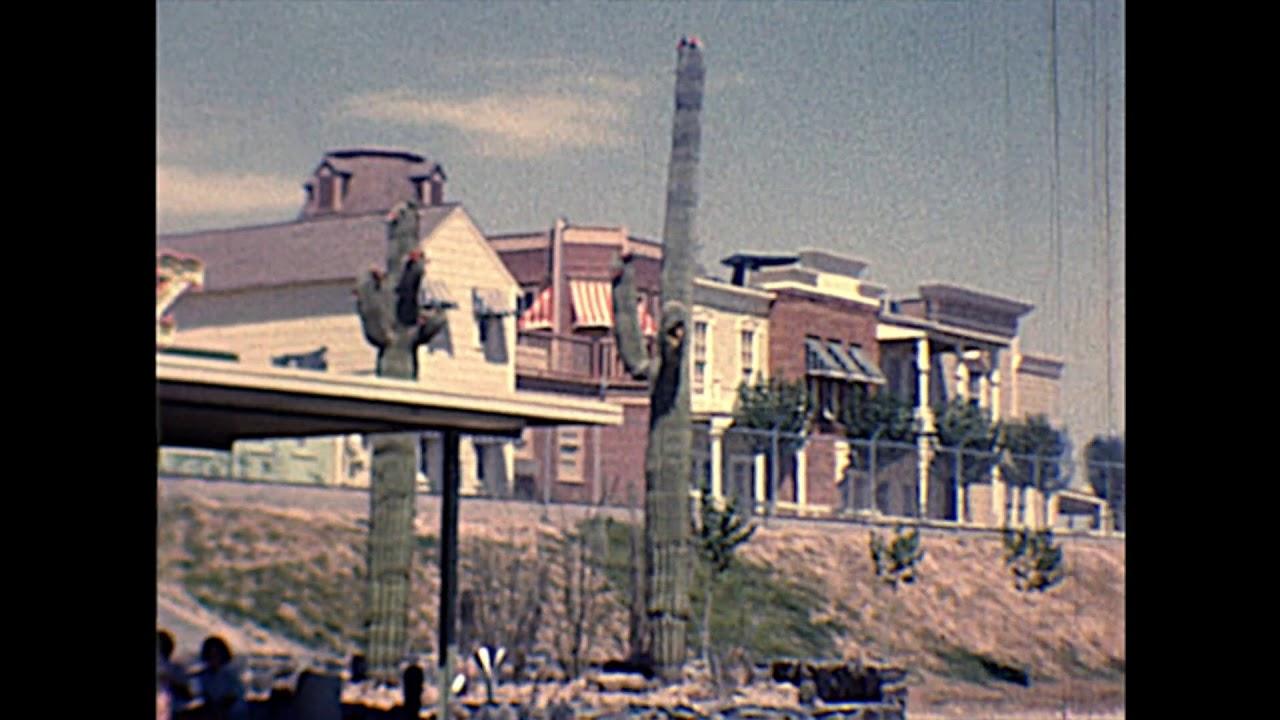 Phoenix Zoo & Legend City AZ, 1963