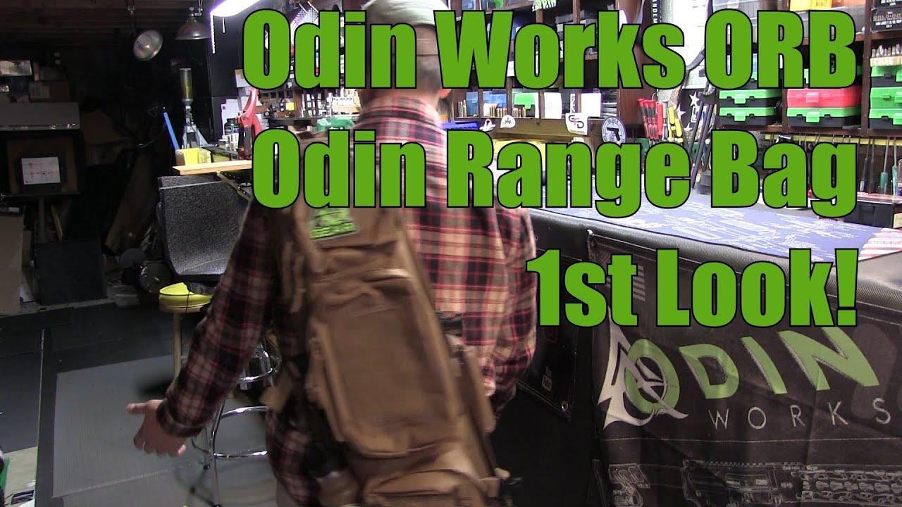 Odin Works ORB Odin Range Bag 1st Look