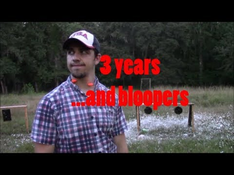 3 Years on YouTube (Bloopers)