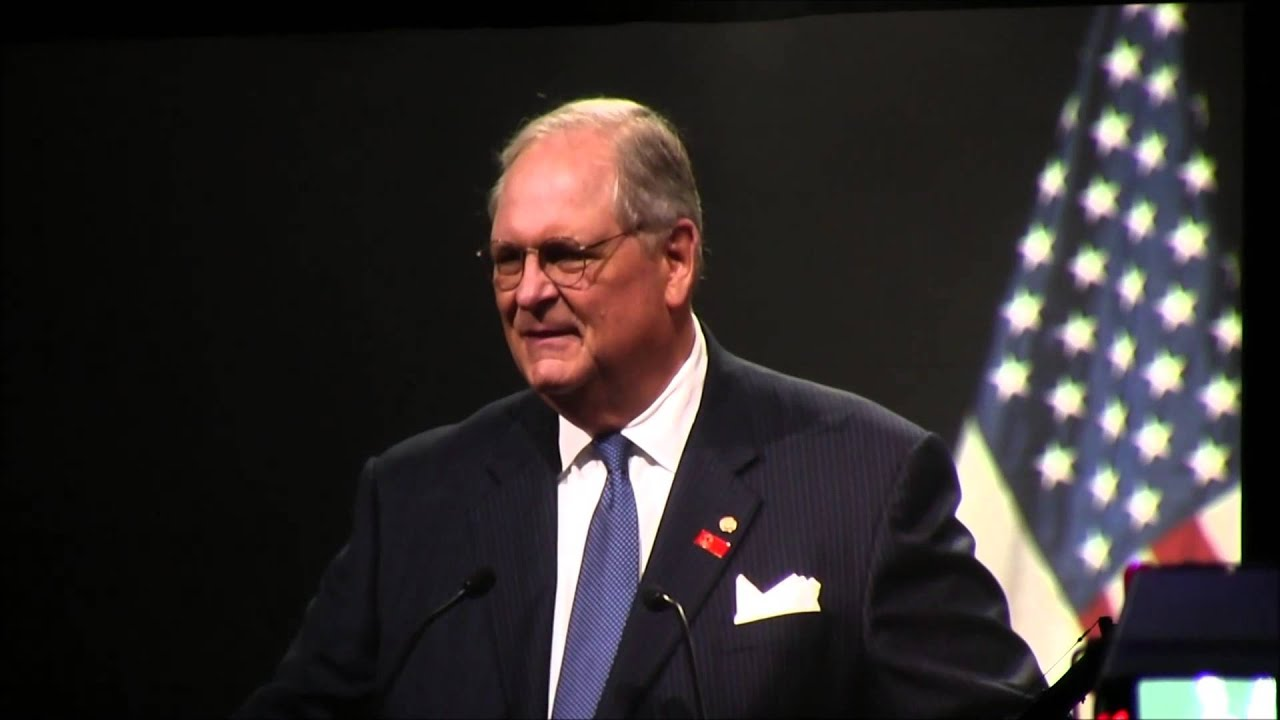 2014 National Rifle Association Stand and Fight Rally NRA President Jim Porter
