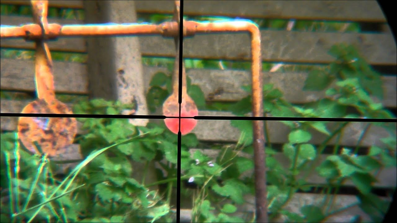 Benjamin Discovery 22 30 yards HD Setting