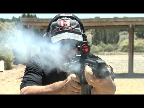 Troy 5.56 AR Pistol in Slow Motion #173