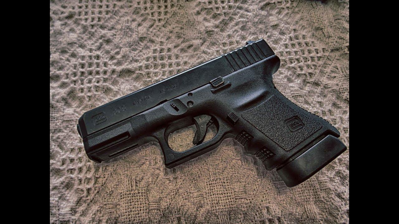 Glock 30 SF vs Glock 19 vs Sig P320