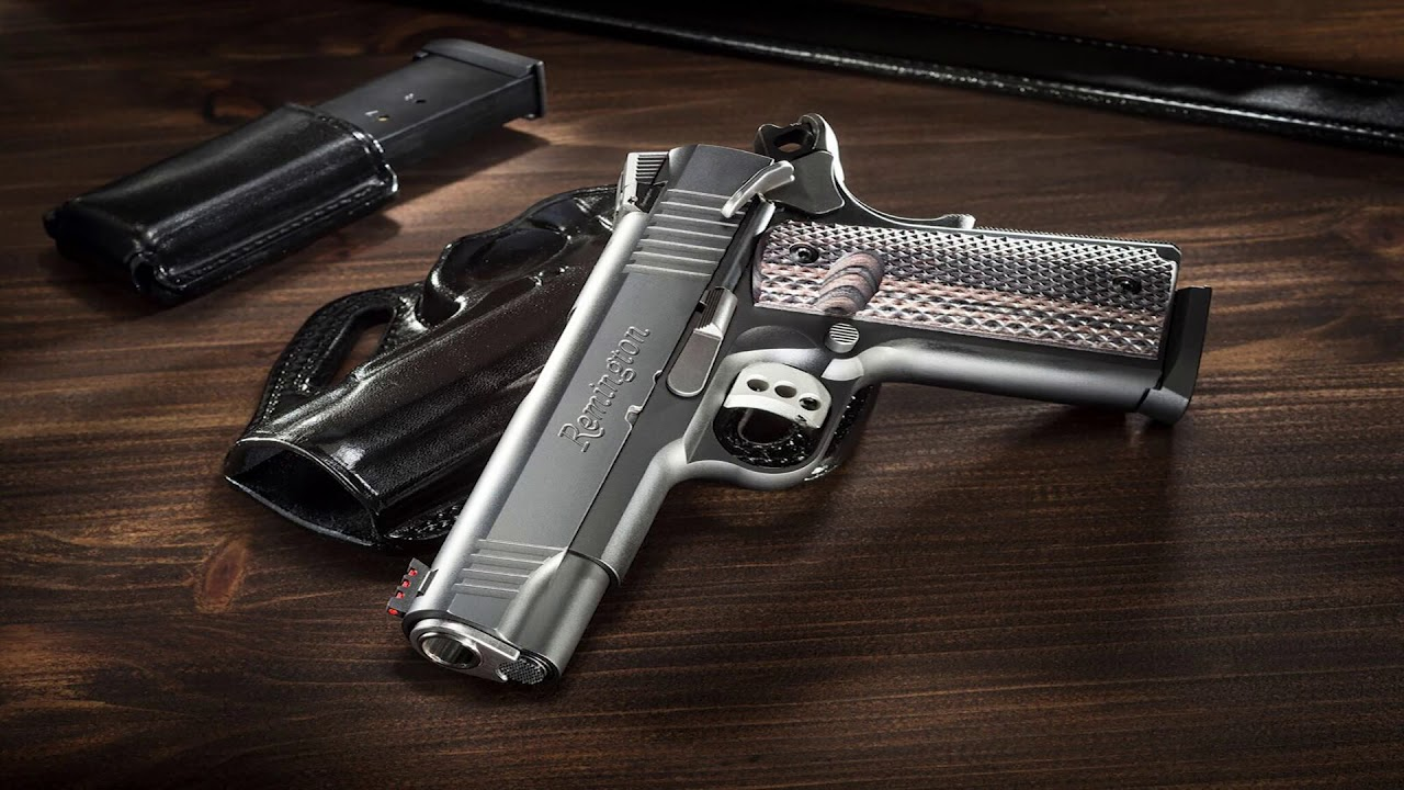 Remington R1 1911 Lightweight Commander #189