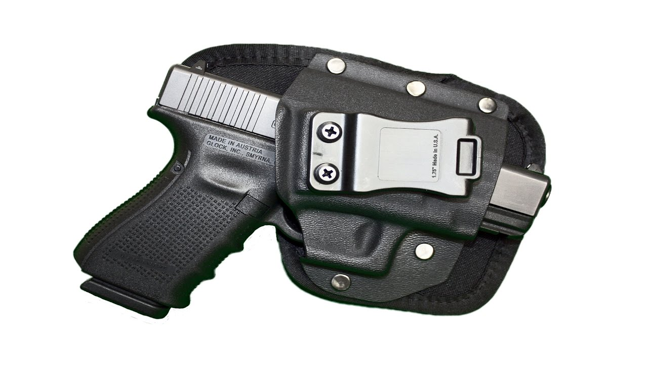 Review of the EDC Crossfire Holster #159