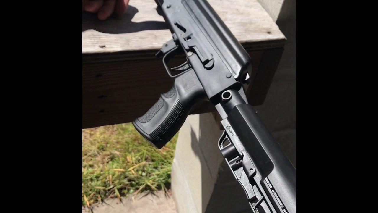 FCGM Rebuilds WASR AK and Saiga .410, Part 1