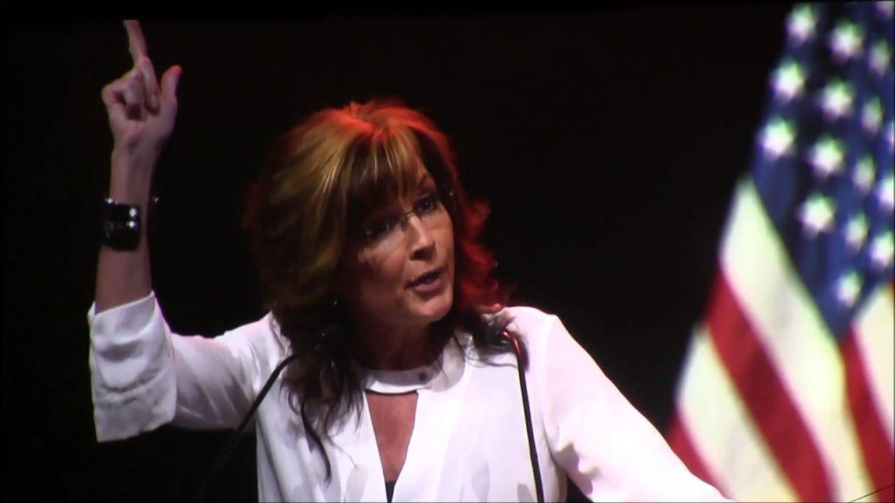 2014 Rally Sarah Palin
