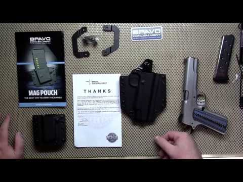 Bravo Concealment Holster Fail? - Too Tight