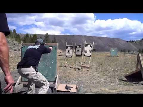 Leadville Two Gun Match