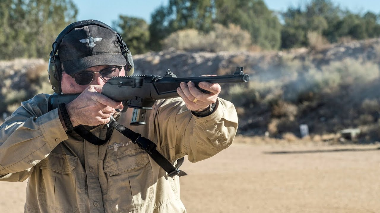 Shooting the MGM Mini Poppers with Ruger PC Carbine #313