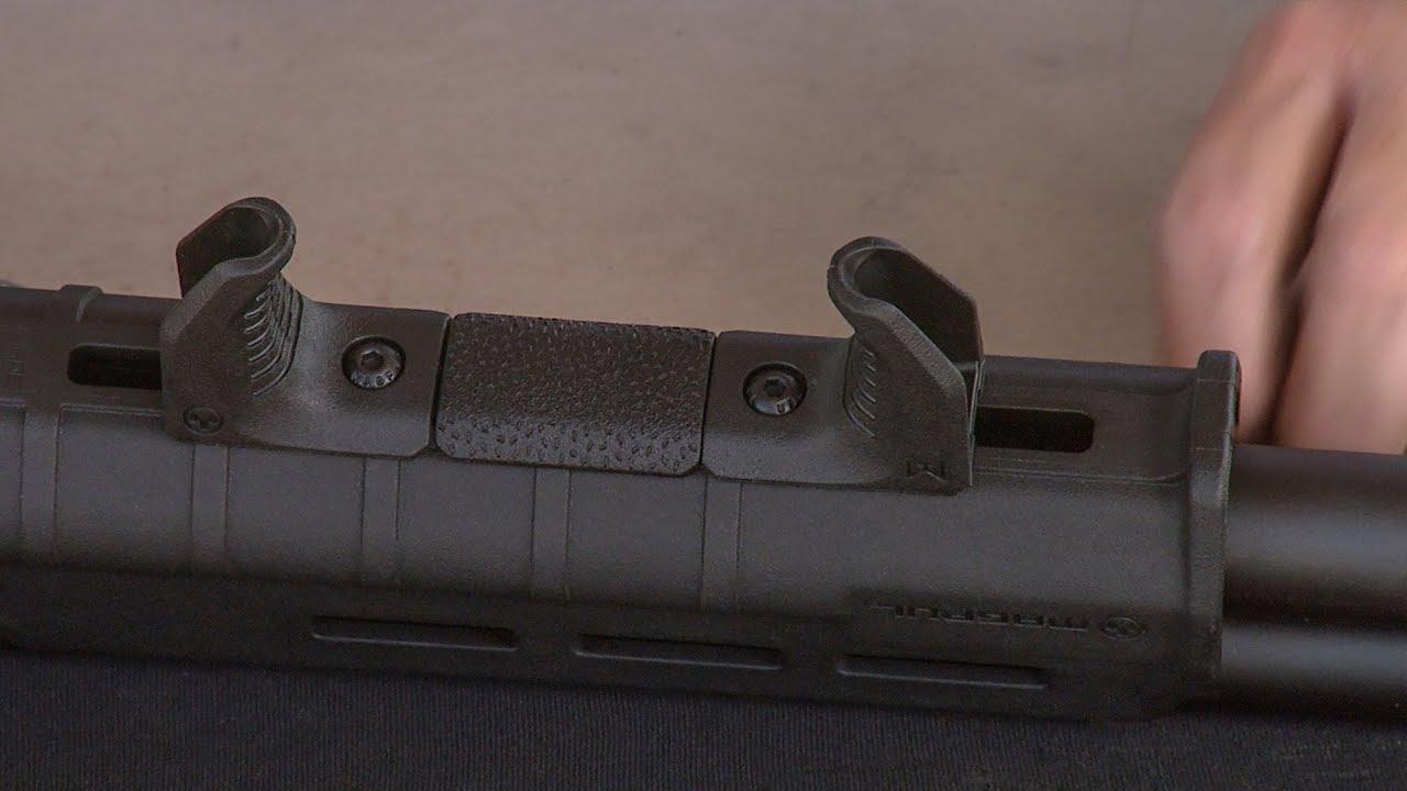 Remington 870 Tac 14 Handguard Upgrade from Magpul  #216