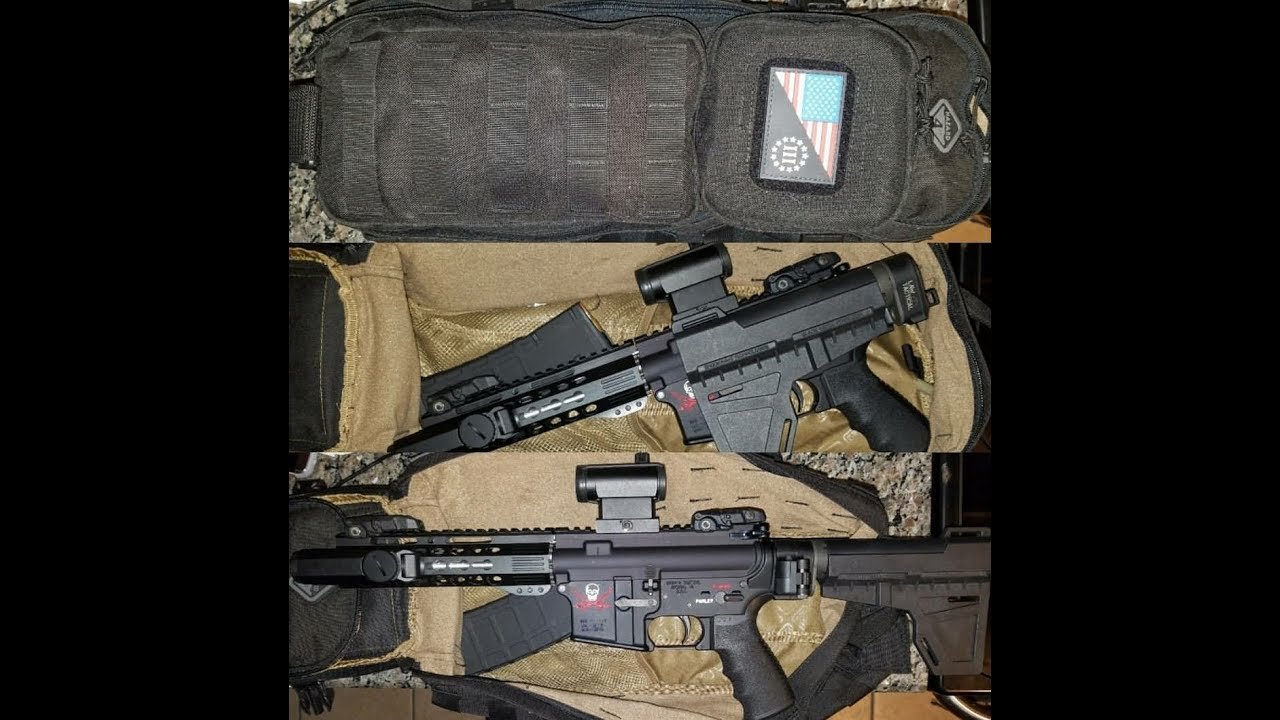 Spike's Tactical AR 15 Pistol (Captain Calico Jack) Table Talk Review
