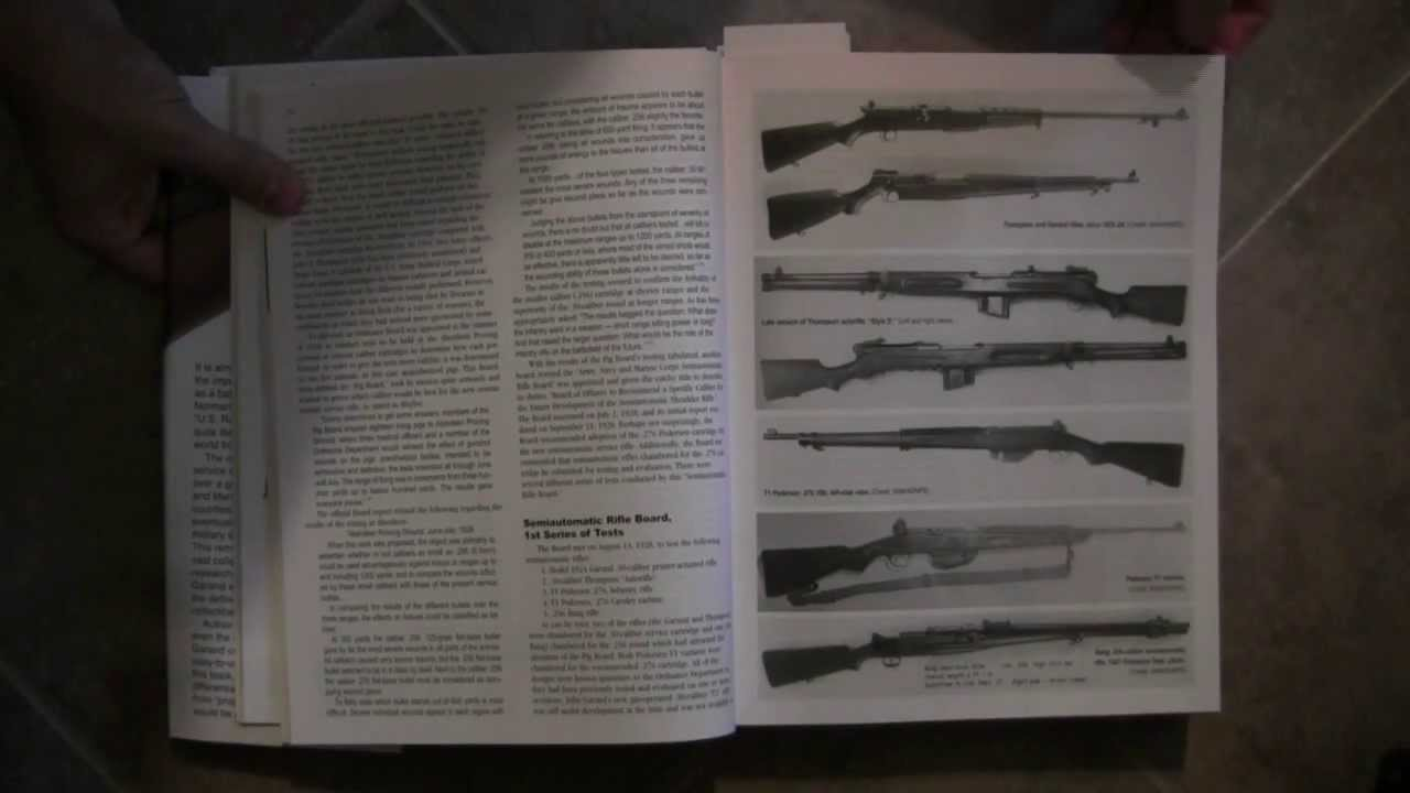Book Review: The M1 Garand Rifle by Bruce Canfield