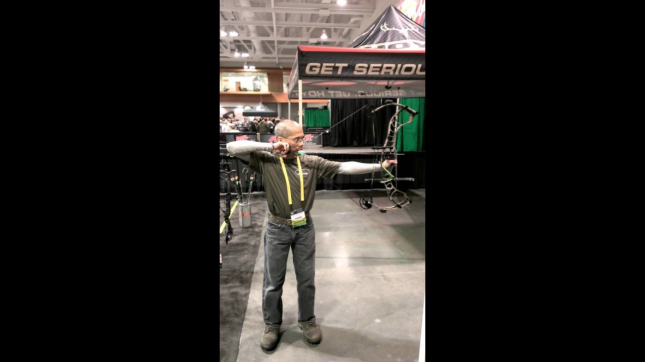 2014 ATA Show Archery Trade Association 2014 Hoyt Faktor Part III