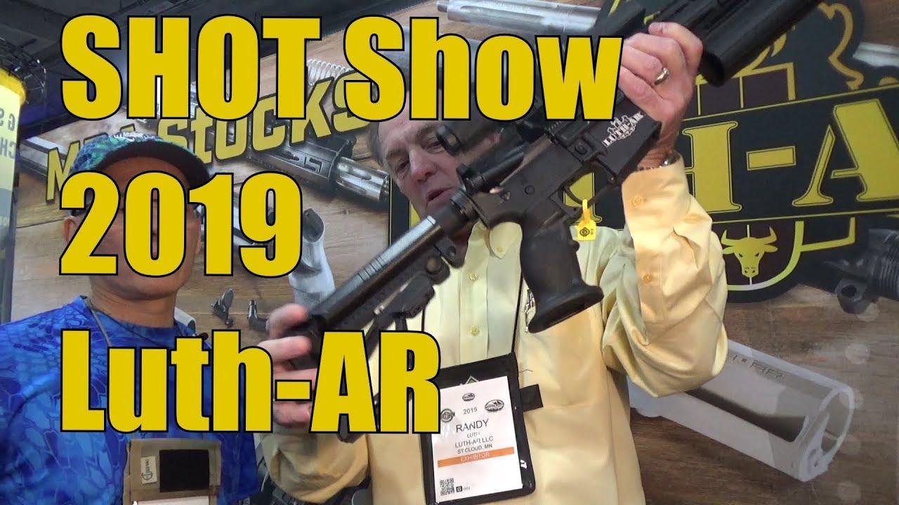 SHOT Show 2019 Luth AR
