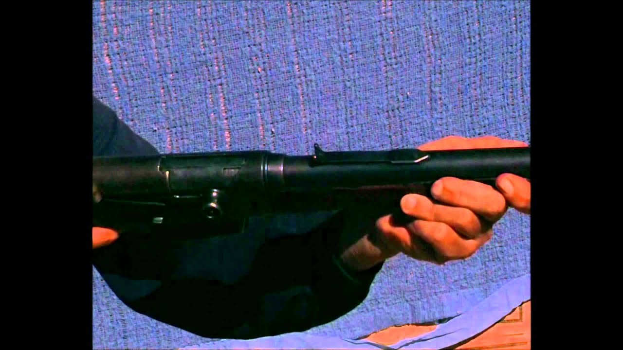 Slow Motion: Remington Model 8