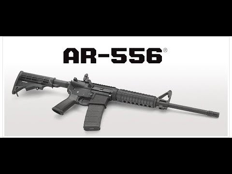 Ruger AR-556 (Gene Simmons) Table Talk Review