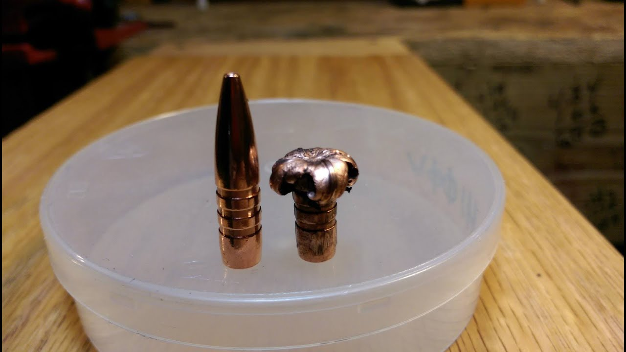 Barnes Bullets 243 6mm 85 grain TSX Hodgdon CFE223 Powder by Nito Mortera with Archersparadox2020