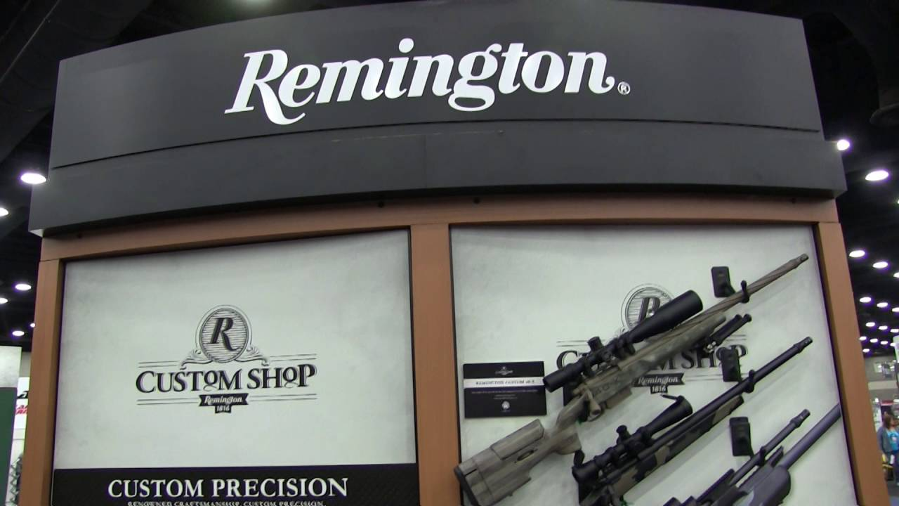 Remington Arms 200th Anniversary NRA Annual Meetings and Exhibits by Nito Mortera