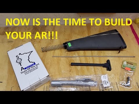 Gun Show Deals 2 (Now Is The Time To Build Your AR)