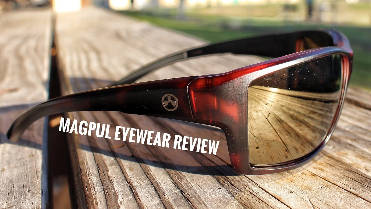 New Magpul Summit Glasses Review