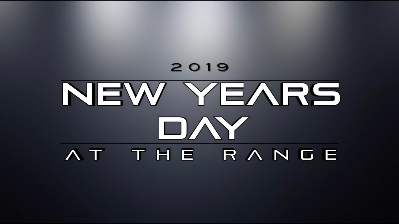 2019 New Years Day Fun