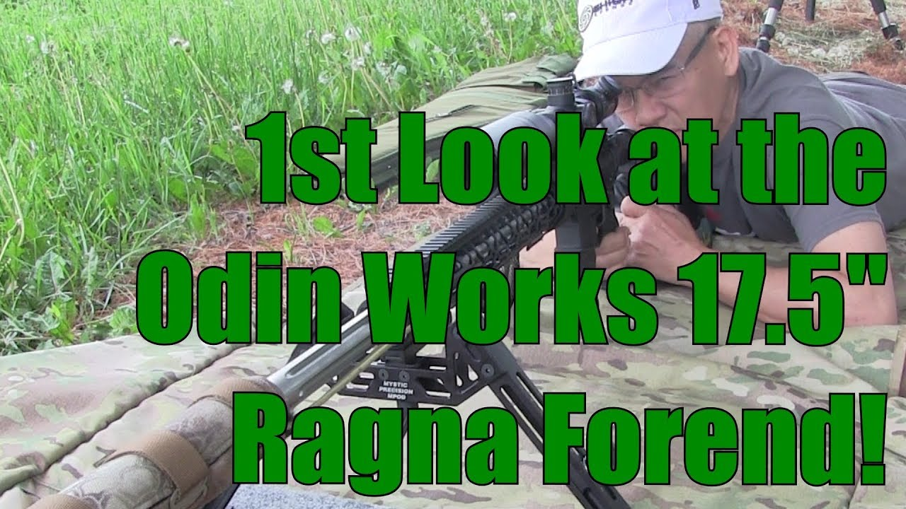 1st Look at the Odin Works Ragna 17.5