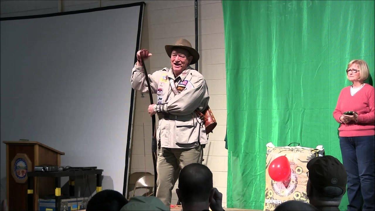 2014 Ohio Deer & Turkey Expo Byron Ferguson Part II