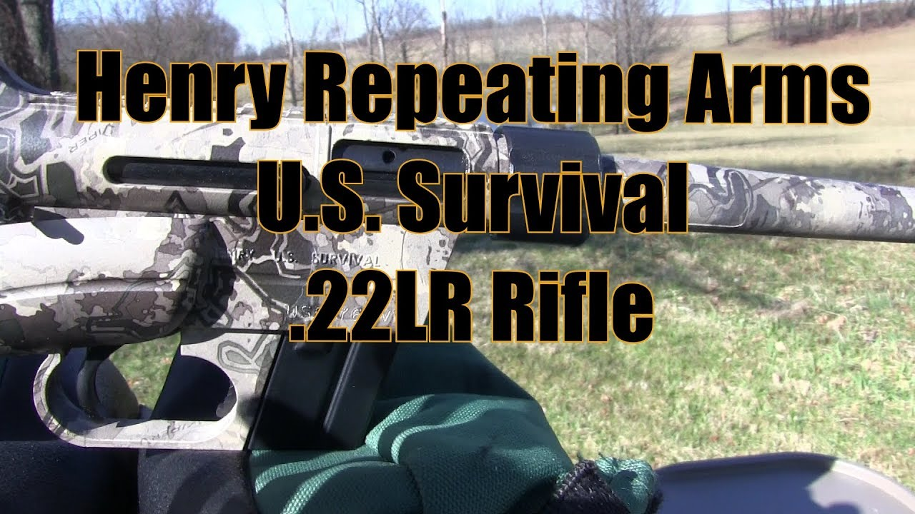 Henry Repeating U.S. Survival AR-7 1st Look Outdoors