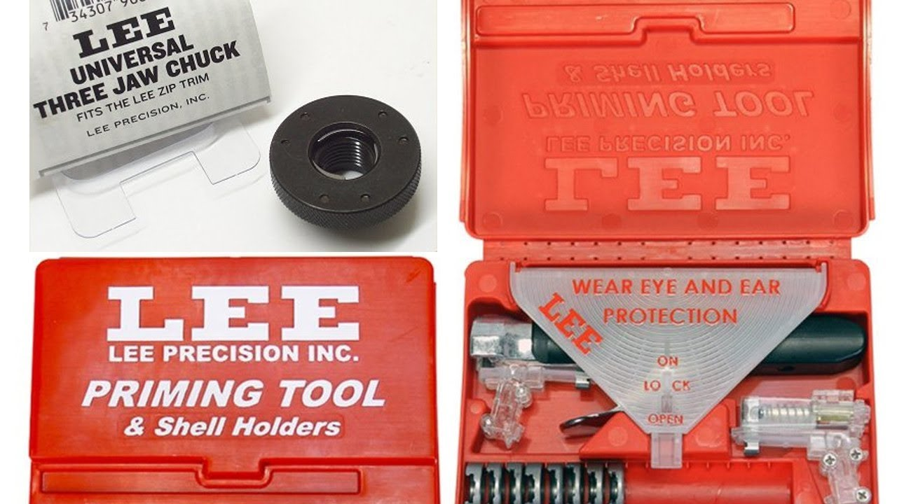 Reloading on the road or in limited space. Tools to get you precision reload's