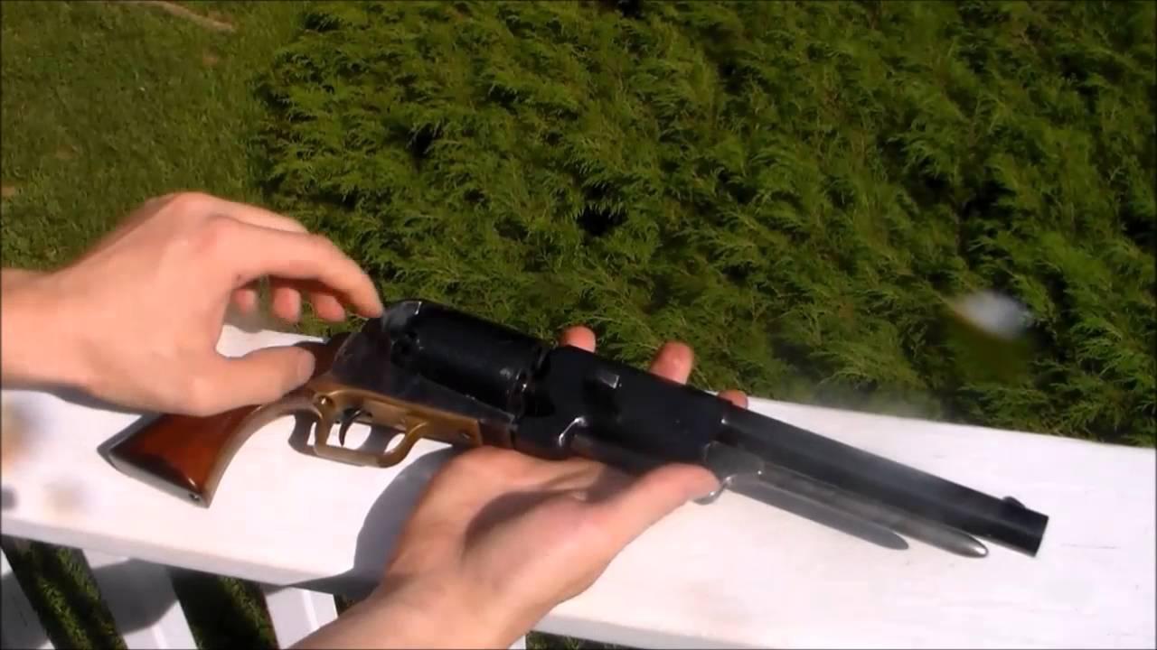 Colt 1847 Walker Revolver Repair