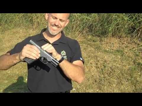 First Look:  Caracal F 9mm Striker Fired Pistol manufactured in the United Arab Emirates