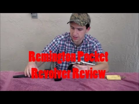 Remington .31 Pocket Revolver Review