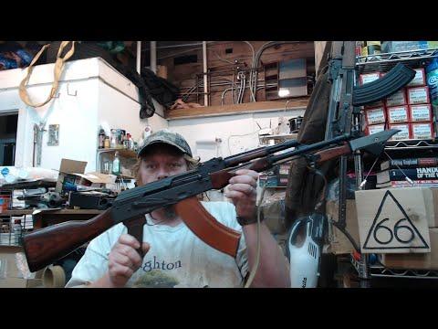Legion USA Tula AK 47 AKM Romanian AIMS 74 Parts Kit Live Stream