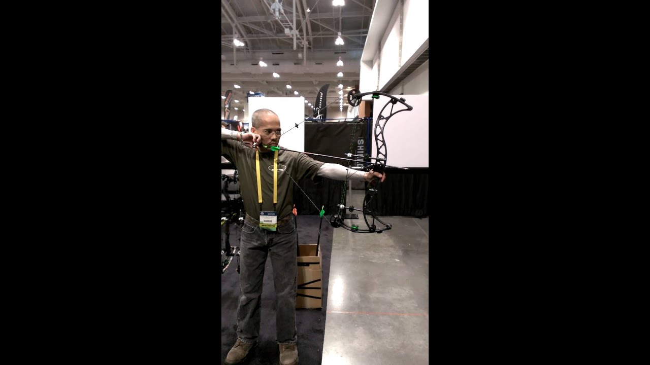 2014 ATA Show Archery Trade Association 2014 Limbsaver Proton Bow