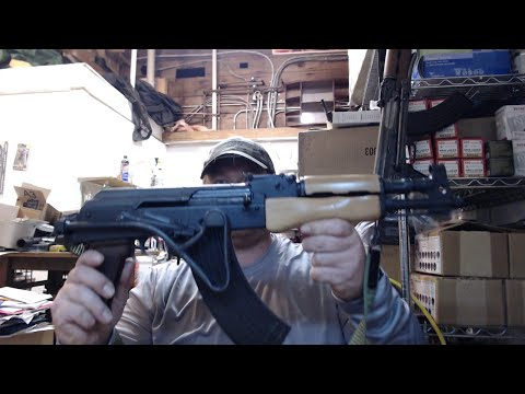 New Camera Short Barrel AK Teaser Live Stream 3