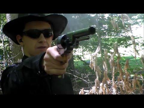 Colt Walker Revolver Preview