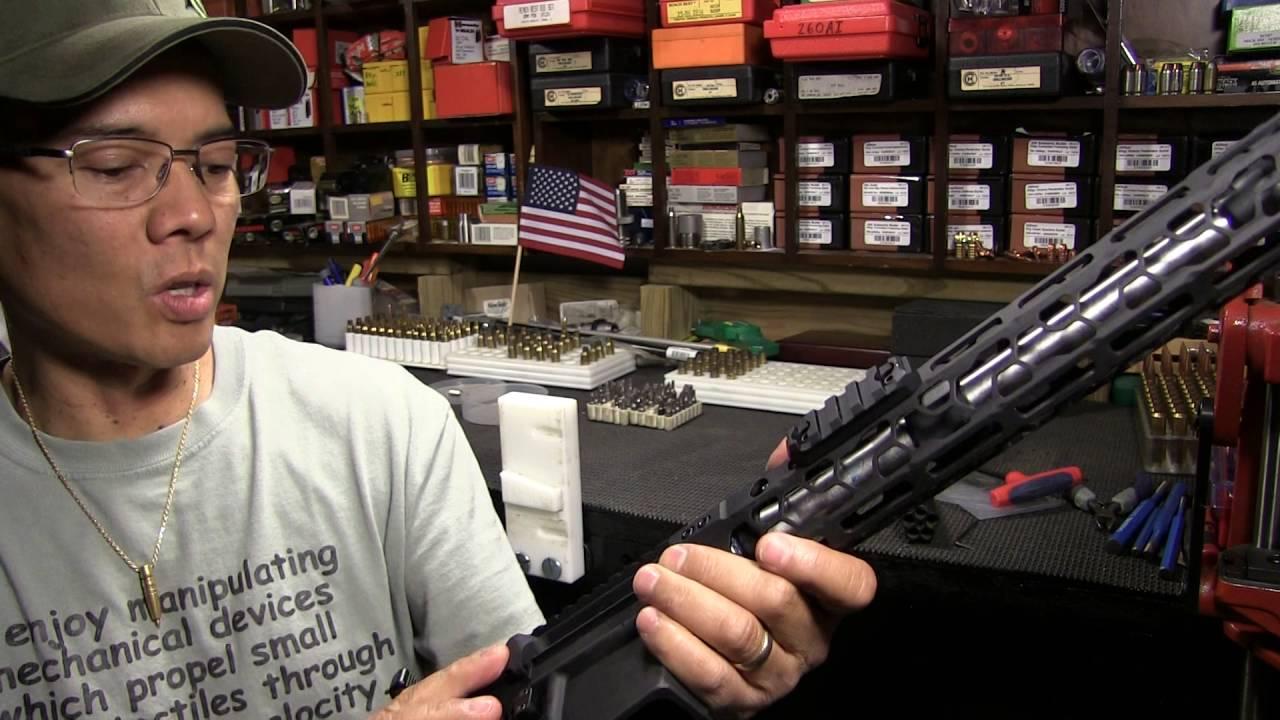 300 Blackout Pistol Build, Part 7, Odin Works Billet Aluminum Upper