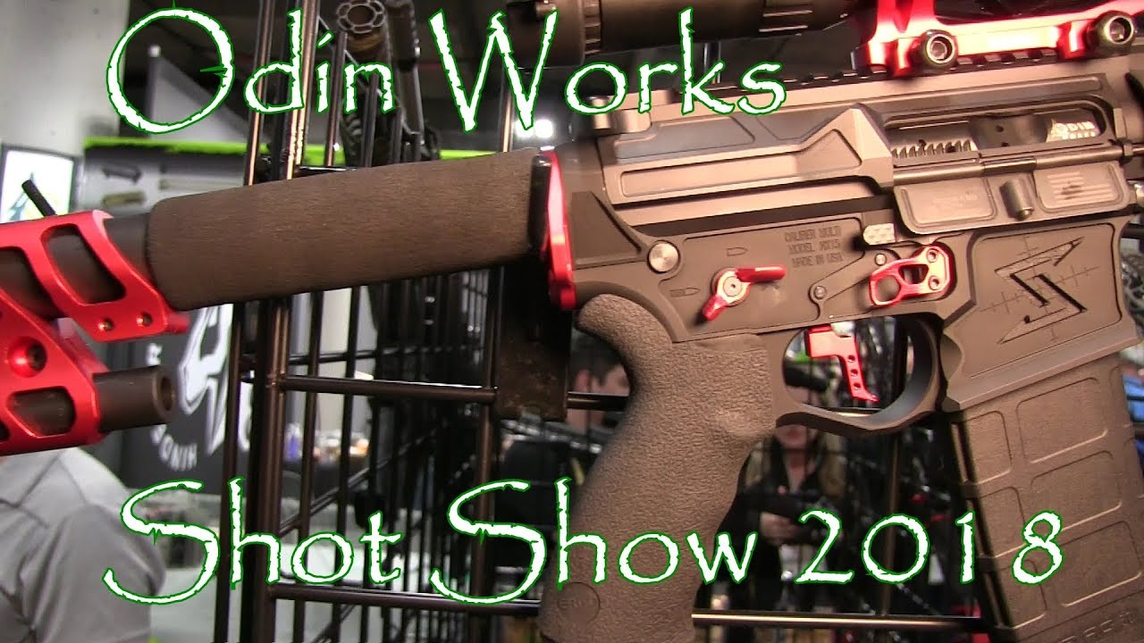 Shot Show 2018 Odin Works