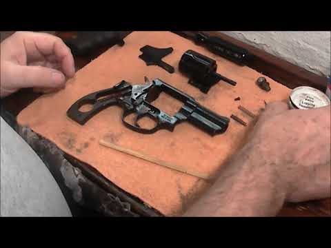 Recrowning the 357 magnum