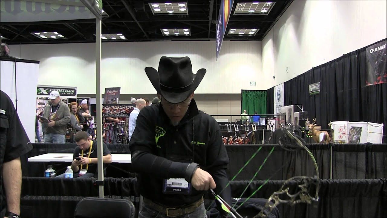 ATA Show 2015 New Breed Archery The BLADE Archersparadox2020 by Nito Mortera