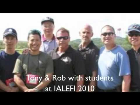 Tony Blauer's Foreword to Rob Pincus'
