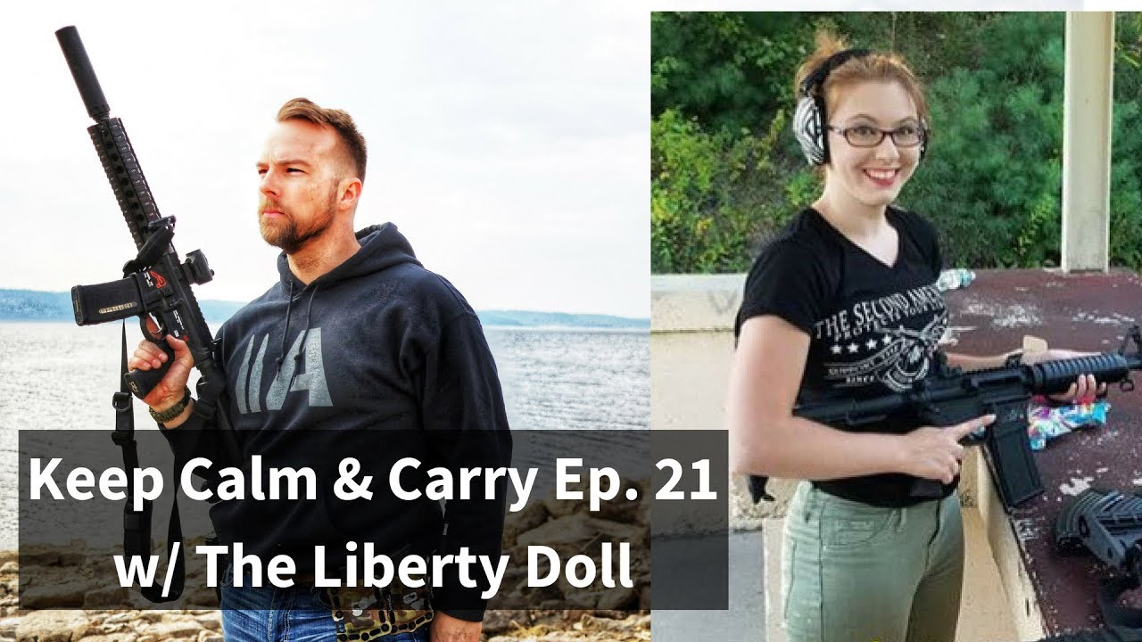 Keep Calm & Carry Ep. 21 w/ The Liberty Doll