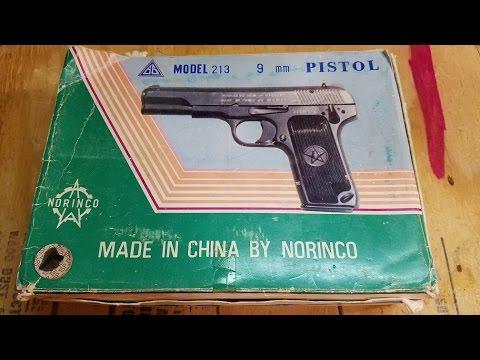 Norinco Model 213 9mm (China TT33 Tokarev Copy)