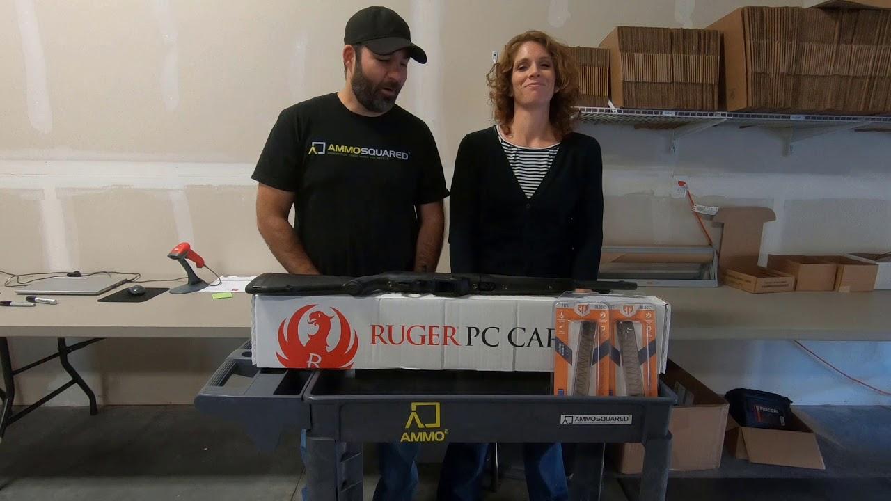 Announcement: Q3 Gun Giveaway - Ruger PC Carbine